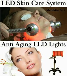LED Skin Care System - Anti Aging LED Lights
