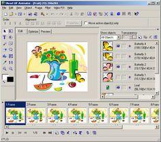 Télécharger Ulead GIF Animator (gratuit)