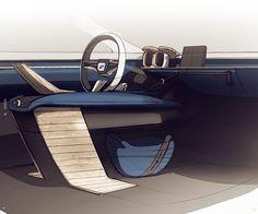 Volvo Autonomous Interior