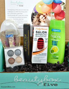 Beauty Box 5 January 2015