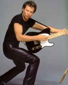 Jon Bon Jovi. I absolutely love this!