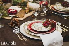 Tables from Christmas Past » Take Six