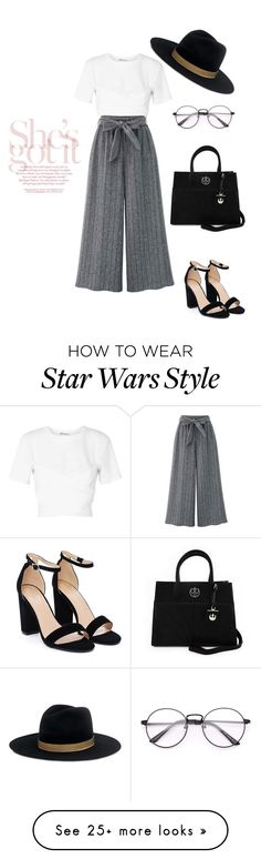 """Untitled #231"" by bea-deoliveira on Polyvore featuring T By Alexander Wang, Nasty Gal, Loungefly and Janessa Leone"