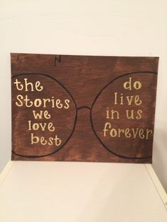 "Harry Potter ""Stories We Love"" Hand Painted Canvas by GallifreyanTreasures on Etsy https://www.etsy.com/listing/223669315/harry-potter-stories-we-love-hand"