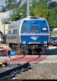 The Metroliner First Class Conference Car lives in Ivy City when it's not whisking a charter party around the NEC. This rare car was recently open to the public during a few open house events, including National Train Day.
