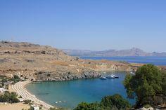 Rhodes sea view