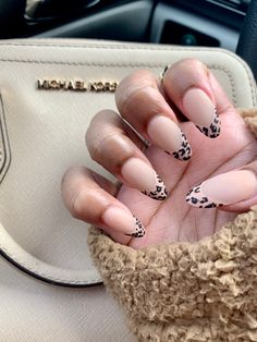 Classy Almond Nails, Short Almond Nails, Almond Shape Nails, Classy Nails, Stylish Nails, Trendy Nails, Acrylic Nail Designs Classy, Cute Acrylic Nails, French Manicure Short Nails
