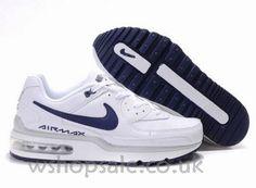 Buy Nike Air Max Wright Men\u0026#39;s White/Navy Blue UK