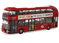 Corgi 1:76 AEC Routemaster Diecast Model Bus OM46613 This AEC Routemaster 9 Hammersmith Diecast Model Bus is Red and features working wheels. It is made by Corgi and is 1:76 scale (approx. 13cm / 5.1in long). The New Routemaster is a hybrid diesel-electric bus which primarily operates in central London. Designed by Thomas Heatherwick and Wrightbus, the New Routemaster features a 'hop-on hop-off' rear platform, updated to meet the requirements for modern use. Route 9, seen here en route to...