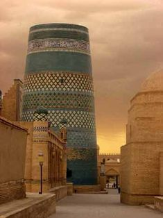 Khiva. Ruta de Samarkanda. UZBEKISTÁN
