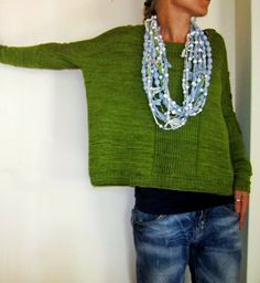Grasflecken: latest testknits part 3