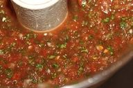Straight up the greatest salsa recipe you will ever find. On the planet.