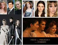 Mr.Darcy and The Bennet Sisters