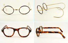 Klassik | Shoreditch High Street: Vintage spectacles at Spitalfields market