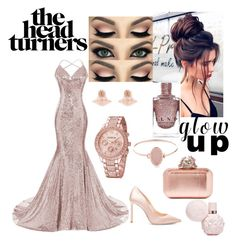 """""""Glitter couture ✨"""" by amica-theunissen on Polyvore featuring Jimmy Choo, Michael Kors and Vivienne Westwood"""