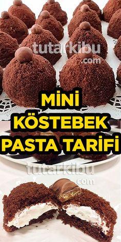 Mini Köstebek Pasta Mini Mole Cake Recipe Related Post Low carb bacon and cheese rolls Creamy mascarpone raspberry cake More S'mores! 8 Must Make Recipes Gewittertorte Köstliche Desserts, Delicious Desserts, Dessert Recipes, Lazy Cake Cookies, Pasta Pie, Dessert Oreo, Cranberry Bliss Bars, No Bake Oreo Cheesecake, Dump Cake Recipes