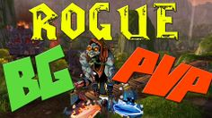 Conkerz - 90 Rogue PvP - Deepwind Gorge Battleground Commentary - 5.4 Ro...