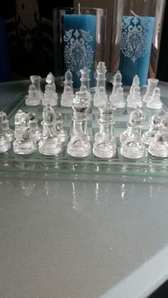 #Chess #glass #game