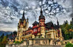 Peleș kasteel, Romania