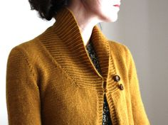 Ravelry: Linney Cardigan pattern by Amy Christoffers