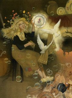 fairytale  nadeshda illarionova