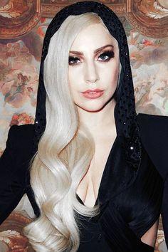 Lady Gaga / Versace / Paris