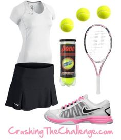 cute tennis outfit