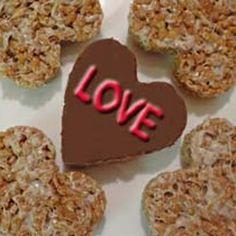 Chocolate Gluten Free Crispy Treats