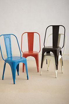 Redsmith Dining Chair  #anthropologie #anthrofave