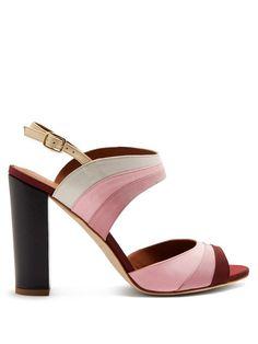 Malone Souliers Anita colour-block high-heel sandals