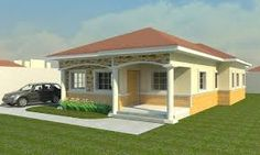 Image Result For 3 Bedroom Bungalow Designs  Angel Abode Extraordinary 3 Bedroom Bungalow Designs Design Decoration