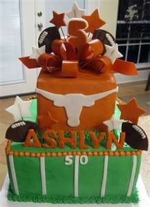 Image Search Results for texas longhorn cakes