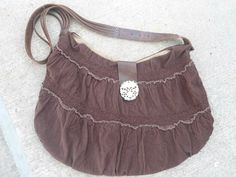 Boho/Gypsy/Hippie Handmade Purse by LandofBridget on Etsy, $30.00