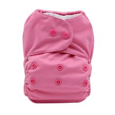 Baby' Suede Lining Snap Cloth Diaper in Pink, 36% discount @ PatPat Mom Baby Shopping App