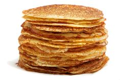 Cinnamon Toast Pancakes from Dr Oz--Try them once and you will never mix your fatty pancakes again.
