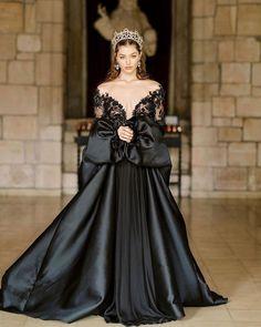 24 Gothic Wedding Dresses: Challenging Traditions ❤ gothic wedding dresses off the shoulder with long sleeves lace edenluxebridal #weddingforward #wedding #bride #weddingoutfit #bridaloutfit #weddinggown