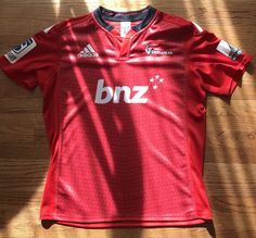 bb42212c415 Canterbury Crusaders Super Rugby Replica Jersey circa 2015 Pre Owned Size  XL #fashion #clothing