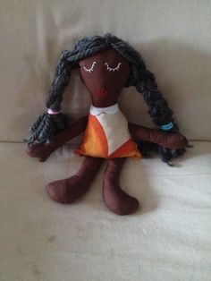 Rag doll softie from cotton annoulasmom.blogspot.gr