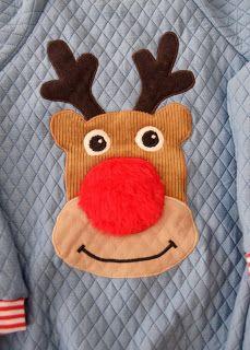 ha(h)ndmade: Weihnachtspulli ha(h)ndmade - Alle Jahre wieder