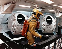 Filming - 2001: A Space Odyssey