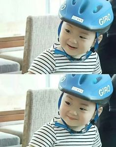 "Song minguk ""mingukie"",second son,like his mother,he love singing..."