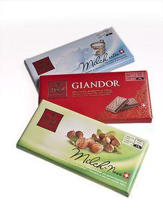 Frey Swiss Chocolate...two words = Milch-Nuss
