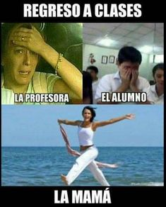 Are you searching for the funniest memes de regreso a clases para mamas right now? Check out the top 24 funny memes de regreso a clases para mamas below. Funny Spanish Memes, Spanish Humor, Funny Jokes, 9gag Funny, Memes Humor, Spanish Class, Michaela, Animal Jokes, Hilarious Animals
