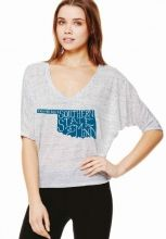 Southern State of Mind Oklahoma Dolman Top