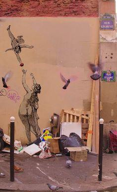 """Zilda-""""L'amour juge de la beautι"""" - PARIS http://restreet.altervista.org/le-figure-rinascimentali-di-zilda/"""