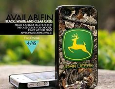 John Deere Camo Hunting Equipment - For iPhone 5 Case, Hard Cover Camo Phone Cases, Ipod Cases, John Deere Equipment, Hunting Equipment, Country Iphone Cases, Cell Phone Covers, Iphone Accessories, New Phones, Iphone 4
