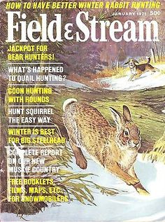 1 1971 Field Stream Magazine   eBay Hunting Magazines, Fishing Magazines, Old Magazines, Rabbit Hunting, Hunting Art, Deer Hunting, Magazine Ads, Magazine Covers, Outdoor Life Magazine
