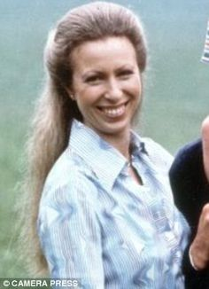 Princess Anne, 1980: She was 23 when she married first husband Mark Phillips in 1973. At 30, she was mother to Peter, three