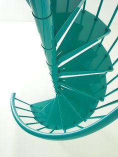 Fontanot Clip - Stahl - Käufe nach Kategorie - Treppen