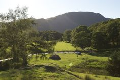 Syke farm camping ground large